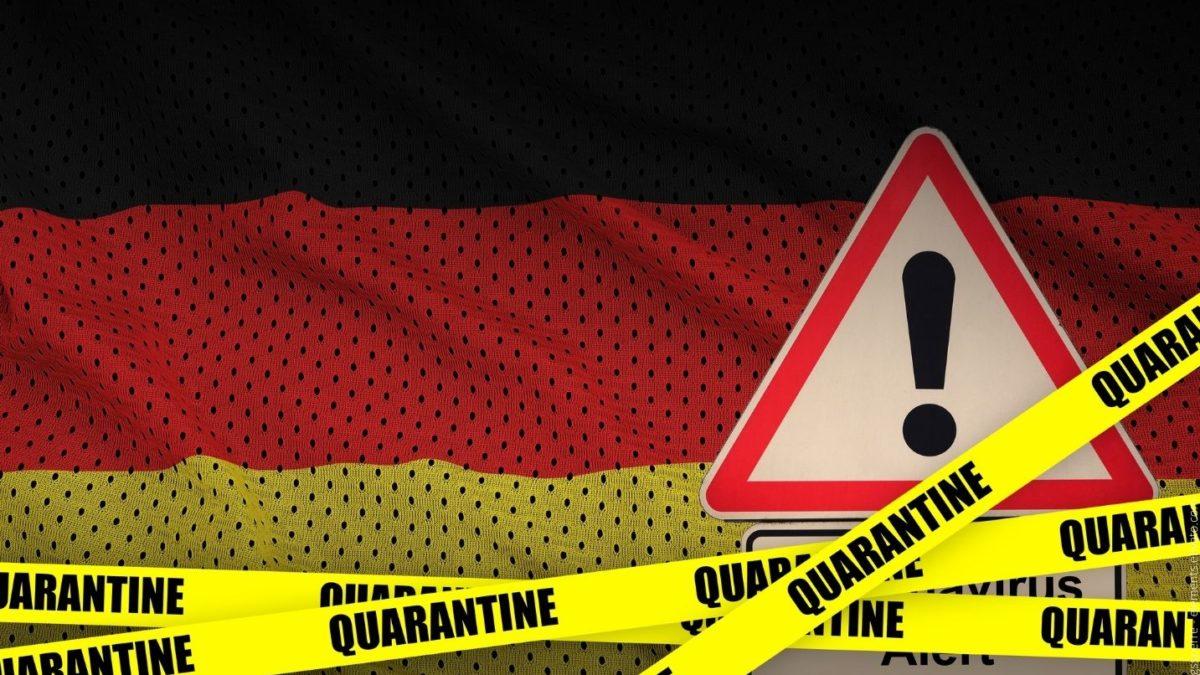Ausgangssperre – Was Frau Merkel der deutschen Bevölkerung heute Abend vergündet