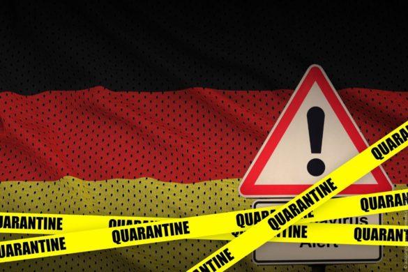 Ausgangssperre in Deutschland?