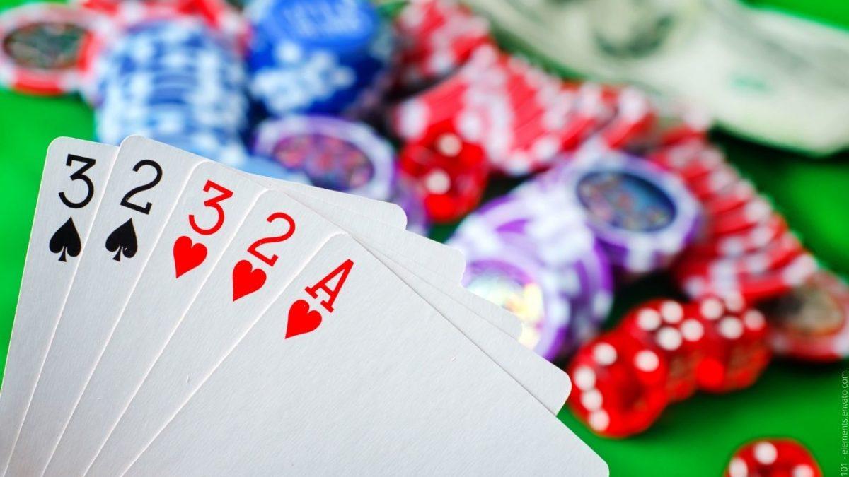 Poker im Live Casinio – Omaha Hold'em Poker Regel