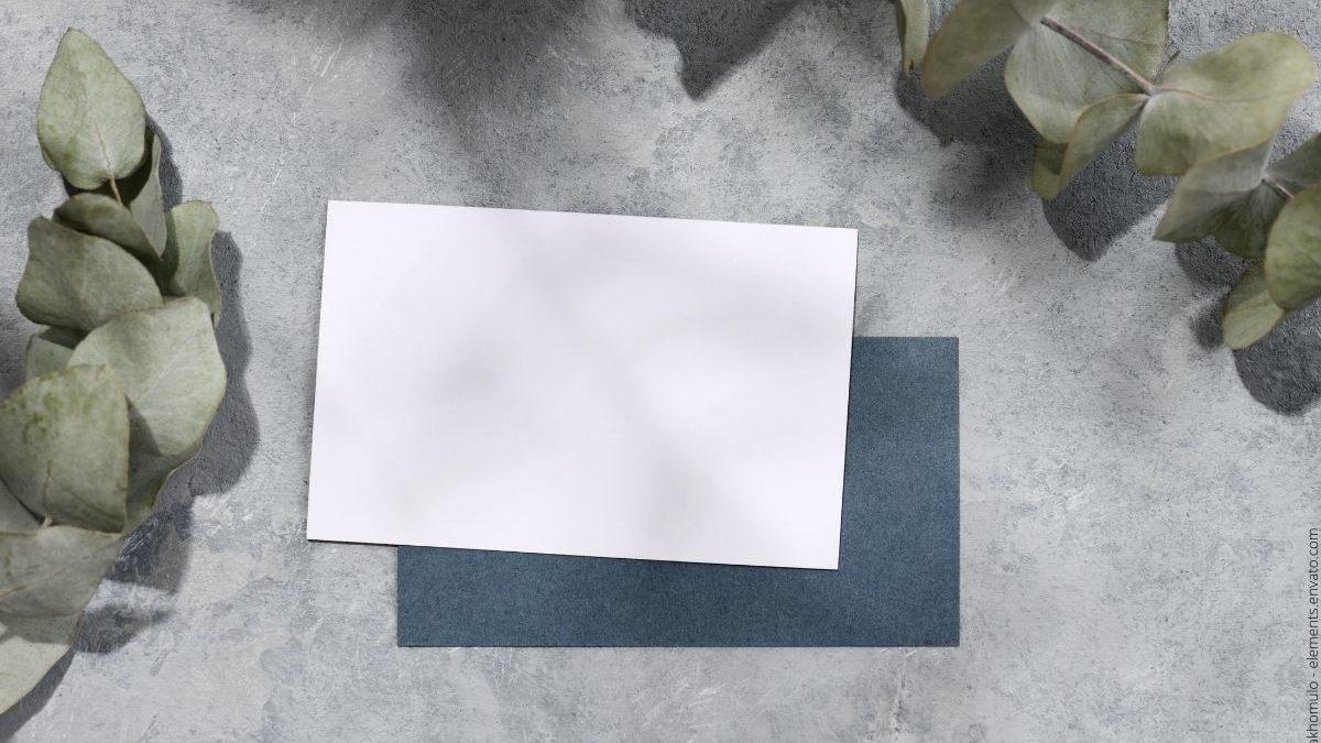 Mit Adobe Spark können Sie jetzt kostenlos eine Visitenkarte erstellen